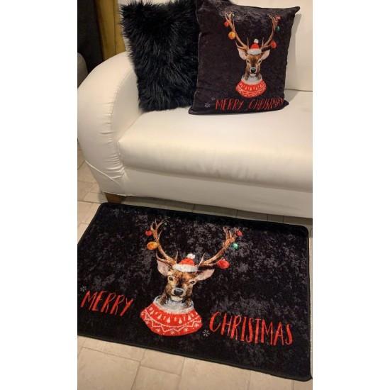 Christmas decorative pillow